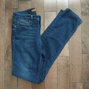 Joe's Jeans Flawless The Cigarette Straight Leg 27